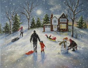Family Snow Play 001 - Copy