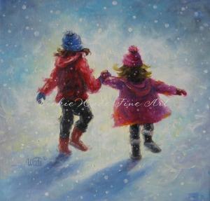 Snow Sisters W001