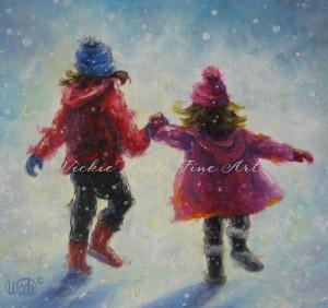 Snow Sisters W002