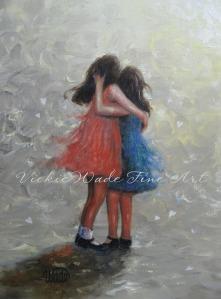 Sister Hug -W Copy