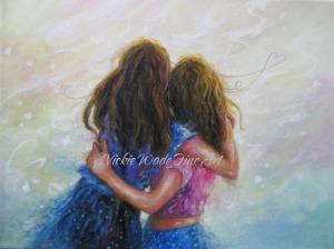 Big Sister Hug W 001