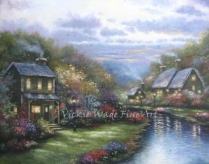 Creekside Cottages W