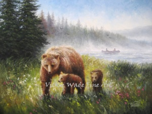 Bear Country LR W