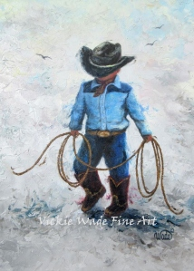 Little Cowboy & Rope LRW